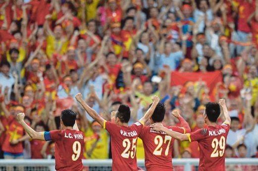 ĐT Việt Nam luôn tạo được những bất ngờ vào hiệp 2 các trận đấu