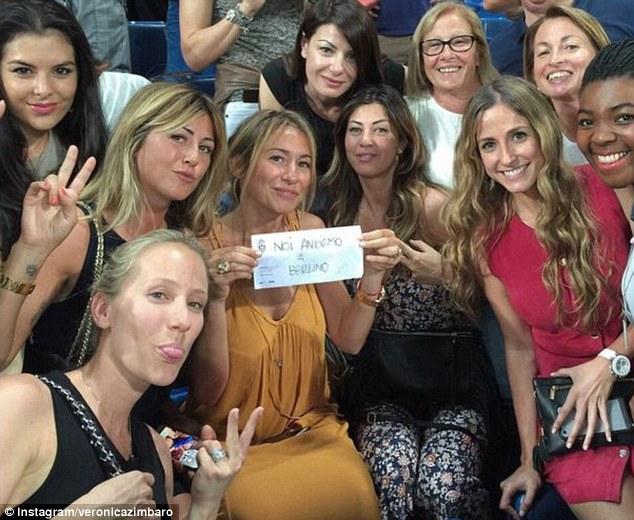 Dàn WAG Juventus