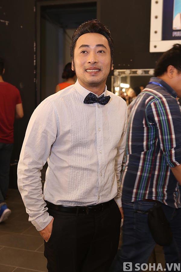 Đạo diễn Nguyễn Quang Dũng.