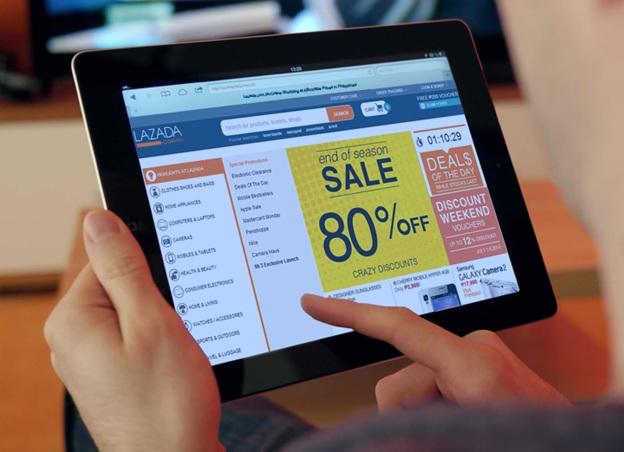 Giá rẻ, dịch vụ tốt cùng lượng hàng bán phong phú tạo nên trào lưu mới của giới trẻ