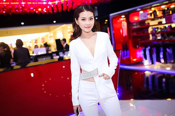 Hiện tại, Diễm Trang đang theo đuổi công việc MC song song với dự định lấn sân sang điện ảnh.