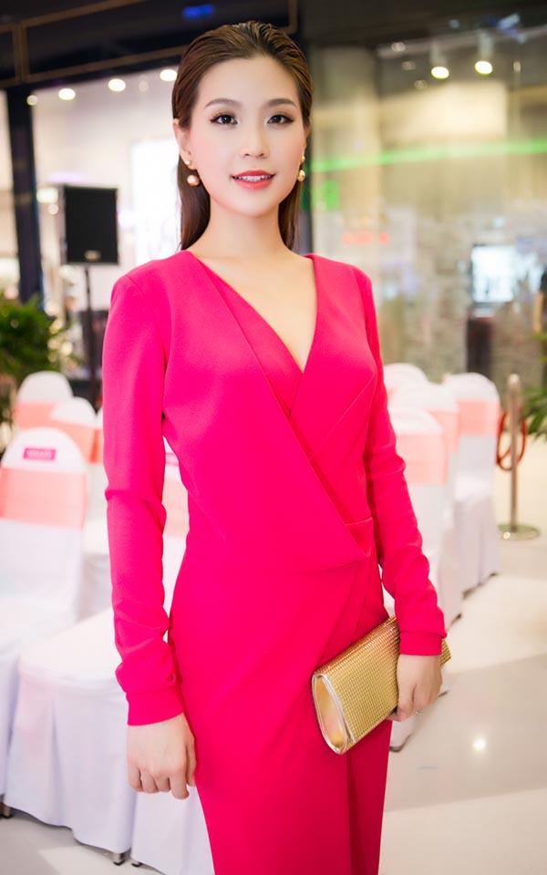 Từ ngay ghi dấu ấn ở cuộc thi nhan sắc đẳng cấp quốc gia, Diễm Trang ngày càng hoàn thiện bản thân với một hình ảnh đẹp, không scandal.