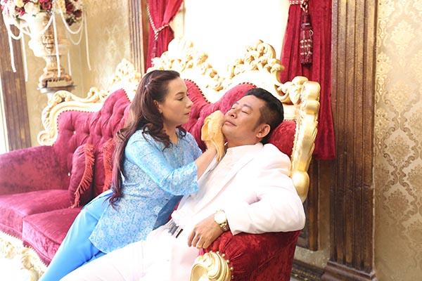 Sau thời gian tất bật với những dự án âm nhạc, săp tới Phi Nhung sẽ góp mặt trong dự án phim hài Hy sinh đời trai của đạo diễn Lưu Huỳnh và nhà sản xuất Trần Bảo Sơn.