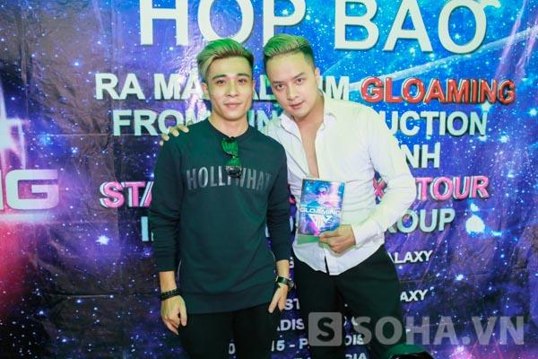 Sau thành công của The Remix, Á quân DJ GIN (team Issac) chính thức giới thiệu album đầu tay Gloaming và bắt đầu khởi động tour lưu diễn Stage On Galaxy.