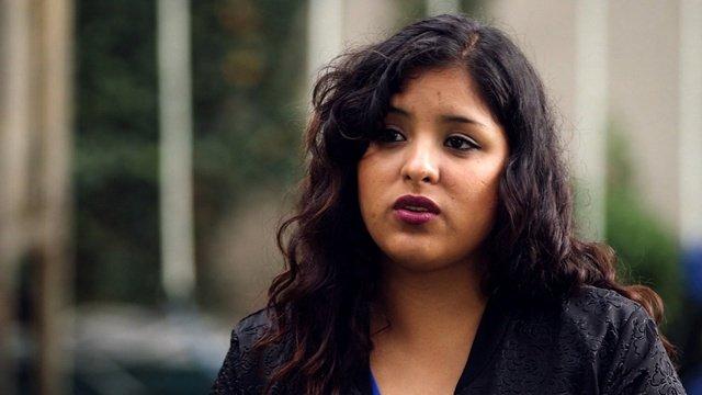 Karla giờ đây là một nhà hoạt động chống nạn buôn người  