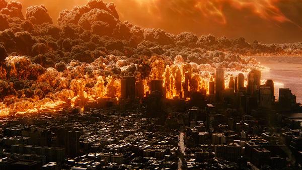 Mặt trời phát nổ có thể thiêu rụi Trái đất?