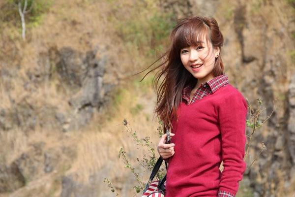 Điểm danh những hot girl mới nổi trong làng báo Việt