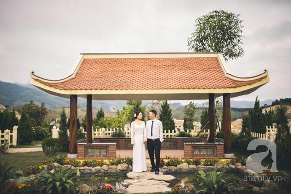 Cặp đôi với ý tưởng chụp ảnh cưới không giống ai.