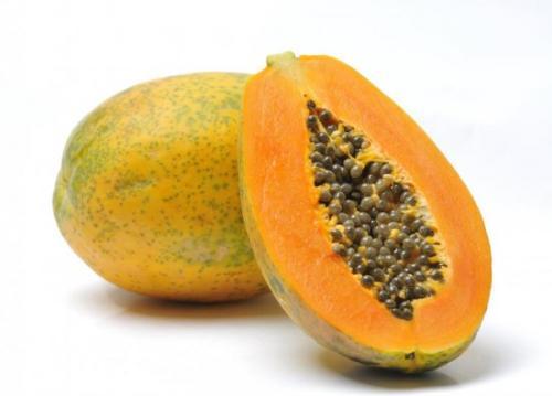 Hạt đu đủ có nhiều lợi ích với sức khỏe.