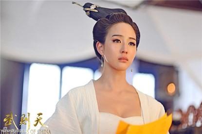 Tạo hình thành công nhân vật Từ Huệ của Trương Quân Ninh trong Võ Mỵ Nương truyền kỳ.