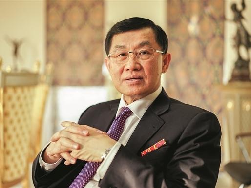 Vua hàng hiệu Johnathan Hạnh Nguyễn: TPP là cơ hội. (Ảnh: NCĐT).