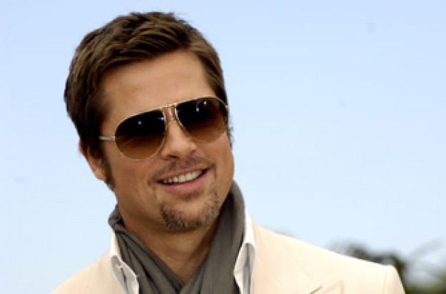Bức ảnh Brad Pitt được đăng tải trong bài viết.