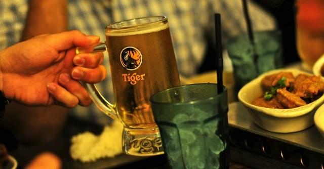 Bia Tiger lọt top thương hiệu bia được ưa thích nhất tại khu vực Châu Á – Thái Bình Dương.