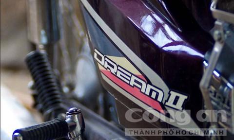 Honda Dream II Thái Lan