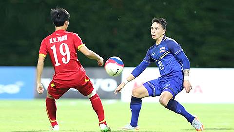 Tristian Đỗ từng đối đầu với tuyển U23 Việt Nam
