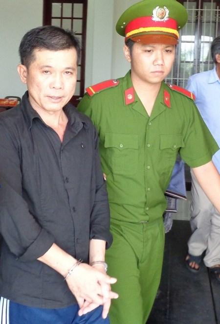 Bị cáo Nguyễn Bá Lộc.