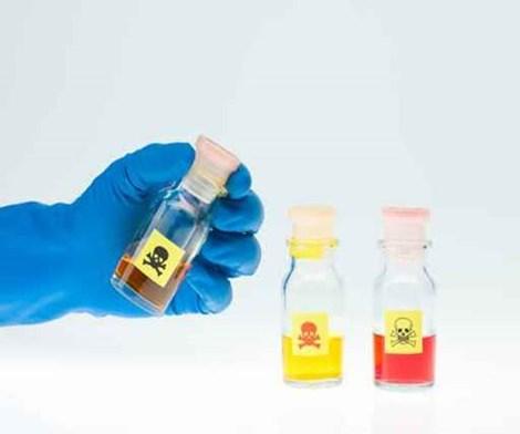 hóa chất gây ung thư