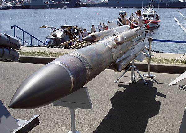 Tên lửa chống hạm Kh-31AD