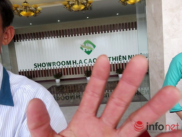 Sở KH-ĐT Đà Nẵng sẽ sớm có văn bản đề nghị Công an TP vào cuộc làm rõ những uẩn khúc trong Công ty TNHH TM&DL Tuệ Dân cũng như showroom H.A Cao su thiên nhiên (Ảnh: HC)