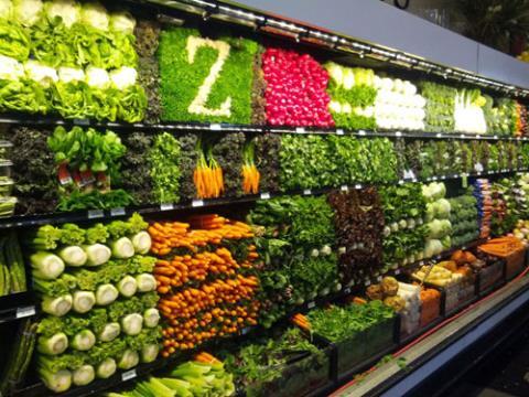 Nên đến siêu thị hoặc cửa hàng chuyên nông sản, thực phẩm sạch (Ảnh minh họa).