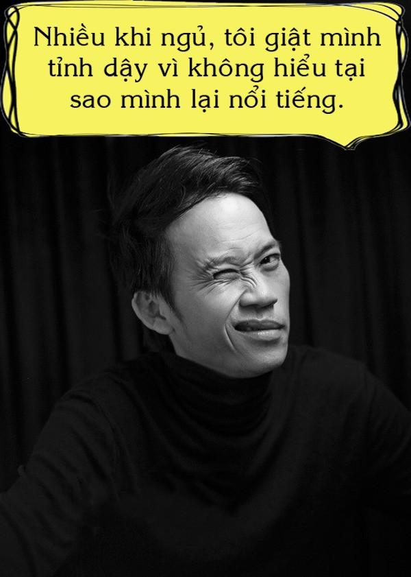 Những câu nói ấn tượng của danh hài Hoài Linh