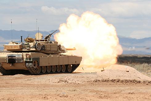 Điểm trừ của M1A2 Abrams là không có hệ thống phòng vệ chủ động như trên xe tăng Nga.