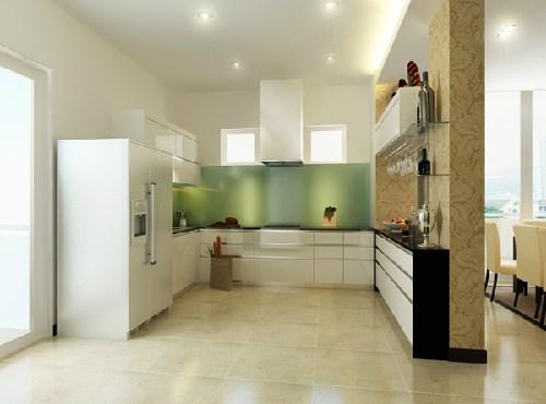 Nhà bếp cần gọn gàng, sạch sẽ - Ảnh: ASPACE