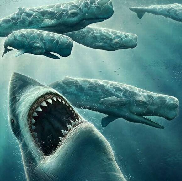 top 10 động vật thời tiền sử quái ác nhất dưới biển 17