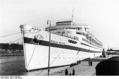 9.400 người đã thiệt mạng sau khi tàu Wilhelm Gustloff chìm