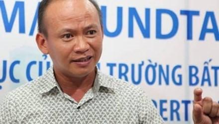 Ông Phan Trường Sơn, Chủ tịch HĐQT HUD3.