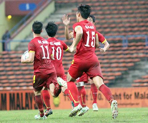 Thành công của đội tuyển U23 Việt Nam ở vòng loại U23 châu Á ghi đậm dấu ấn tài năng của HLV Miura. Ảnh: Tuân Phạm