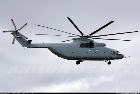 Trực thăng Mi-26T2