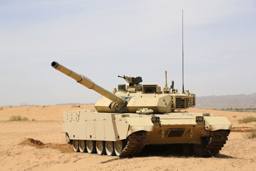 NORINCO không ngớt lời ca ngợi xe tăng VT-4