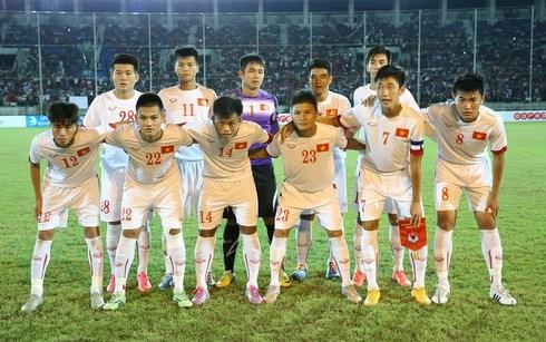 U19 Việt Nam có thể tái ngộ U19 Thái Lan ở VCK Châu Á. (Ảnh: MFF).