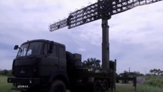 RV-02 sở hữu giàn anten có chiều dài 21,6m với 28 chấn tử được thiết kế và gia công với kỹ thuật tiên tiến, đảm bảo phát hiện mục tiêu ở cự ly cách xa hàng trăm km trên mọi điều kiện địa hình và thời tiết khác nhau.
