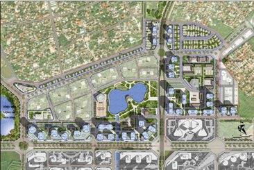 Quy hoạch tổng thể khu ngoại giao đoàn Hồ Tây, Hà Nội