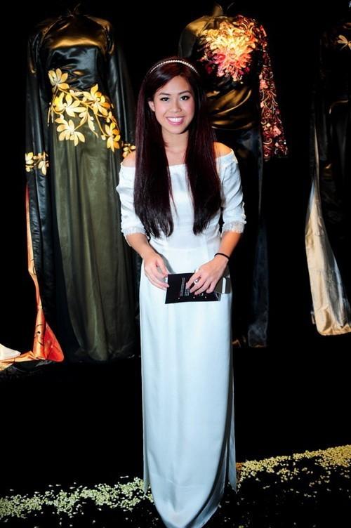 Trong số các chị em chồng nhà Tăng Thanh Hà, Thảo Tiên là người được công chúng chú ý nhất.