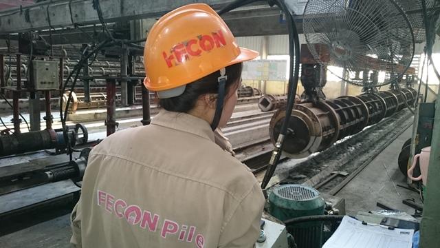 Inside Factory: Bên trong nhà máy sản xuất cọc bê tông lớn nhất miền Bắc (10)