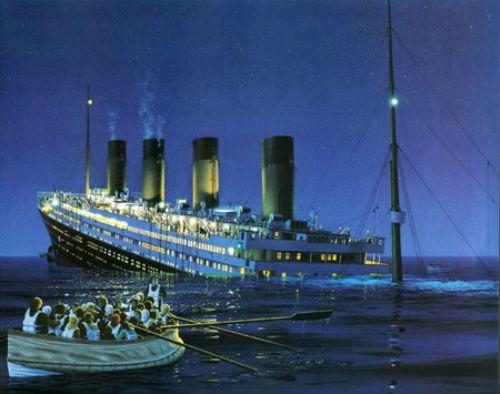 Vụ Titanic là thảm kịch đắm tàu phi quân sự đẫm máu thứ ba trong lịch sử hàng hải