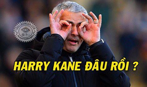 Harry Kane tàng hình trong trận Tottenham vs Chelsea