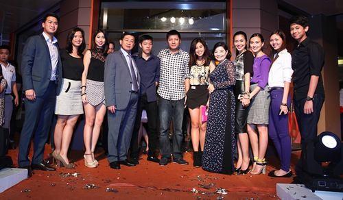 Ngoài Thảo Tiên, Tăng Thanh Hà còn có 3 chị em chồng khá xinh đẹp và giỏi giang khác.