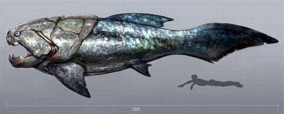 top 10 động vật thời tiền sử quái ác nhất dưới biển 7