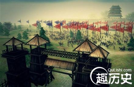 Thành Tuy Dương liên tục bị quân Yên bao vây, cuối cùng cũng đã không thể chống chịu được trước thế mạnh của quân phản loạn.
