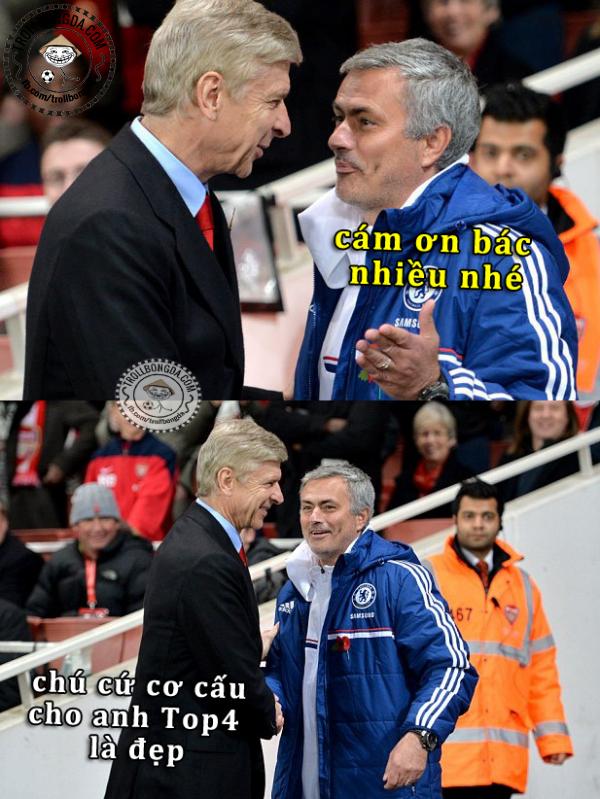 Mourinho đã tính cả rồi