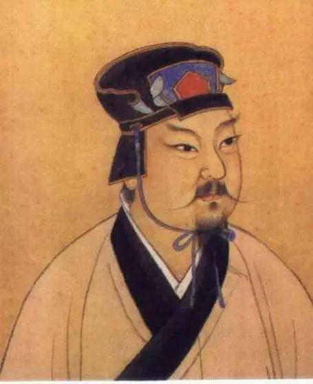 Ảnh vẽ của nhân vật lịch sử Bạch Khởi.