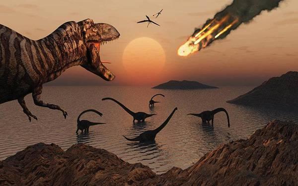Phải cần đến nguồn năng lượng cỡ thiên thạch khổng lồ hủy diệt khủng long vào 65 triệu năm trước mới có thể tạo nên kỷ băng hà