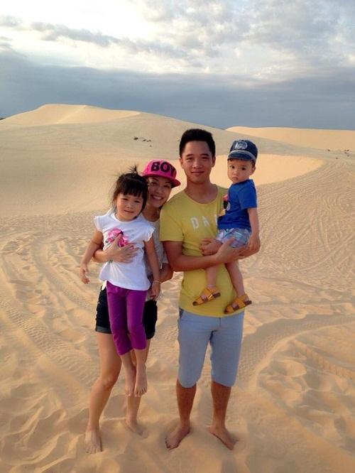Tổ ấm hạnh phúc của Vàng Anh 1 - Minh Hương.