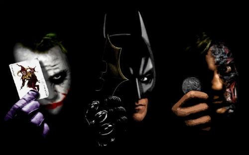 Joker là tấm gương phản chiếu bản chất u ám và tha hóa của thành phố Gotham