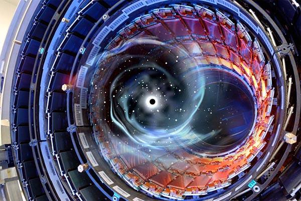 Một hố đen siêu nhỏ được sinh ra sẽ hủy diệt Trái đất?