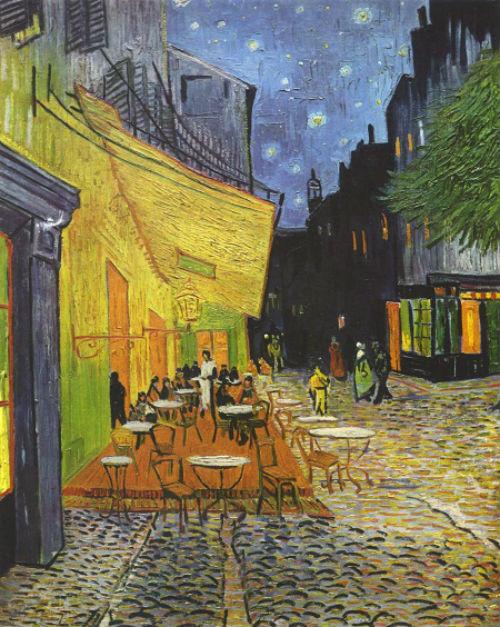 Quán café về đêm (1888)